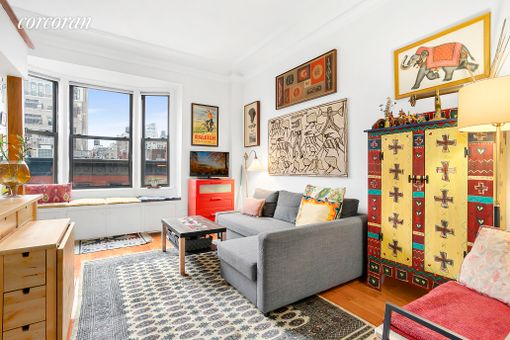 Lincoln Spencer Arms, 140 West 69th Street, #57A