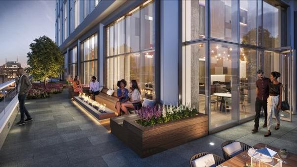 Brooklyn Point, 138 Willoughby Street, #15G