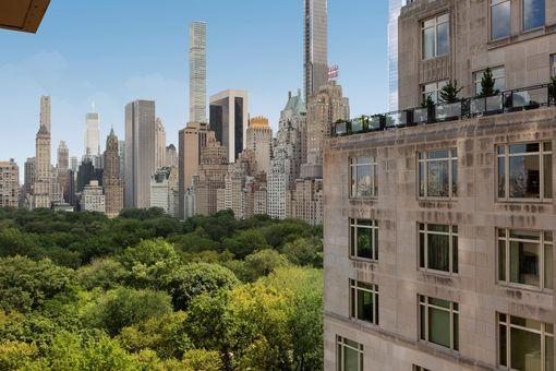 The Century, 25 Central Park West, #16HI