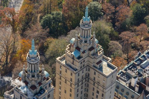 The San Remo, 145 Central Park West, #PHC