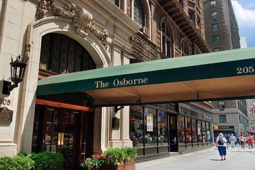 The Osborne, 205 West 57th Street, #1112A