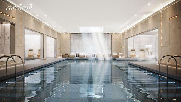 Waterline Square Luxury Rentals, 645 West 59th Street, #706