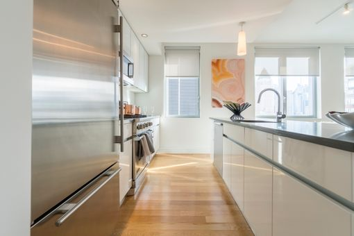 Instrata at Mercedes House, 554 West 54th Street, #28D