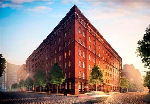 443 Greenwich Street, #PHA