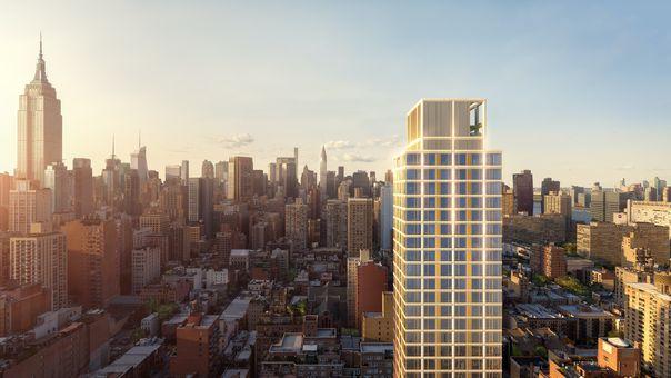 VU New York, 368 Third Avenue, #18A