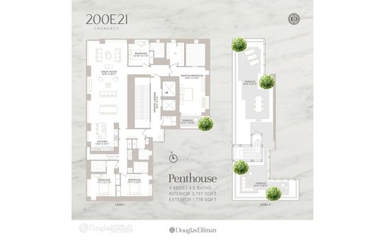 200E21, 200 East 21st Street, #PH