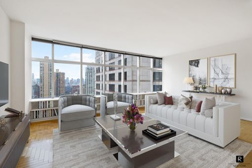 3 Lincoln Center, 160 West 66th Street, #24F