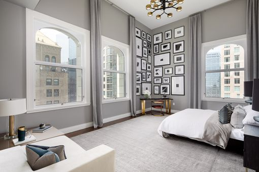 The Woolworth Tower Residences, 2 Park Place, #37A