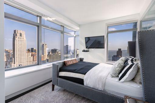 W Downtown Hotel & Residences, 123 Washington Street, #50G