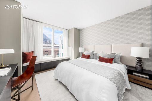 Waterline Square Luxury Rentals, 645 West 59th Street, #1208
