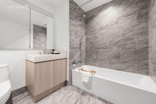 Waterline Square Luxury Rentals, 645 West 59th Street, #709