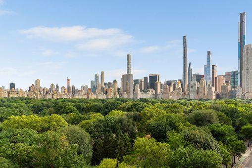 The Majestic, 115 Central Park West, #15D