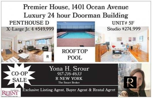 1401 Ocean Avenue, #PHD