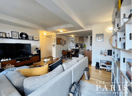 The Paris New York, 752 West End Avenue, #21J