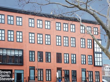 The Townhouses of Cobble Hill, 110 Congress Street,