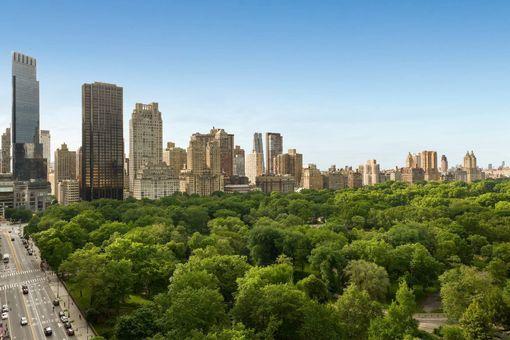 Trump Parc, 106 Central Park South, #21AE