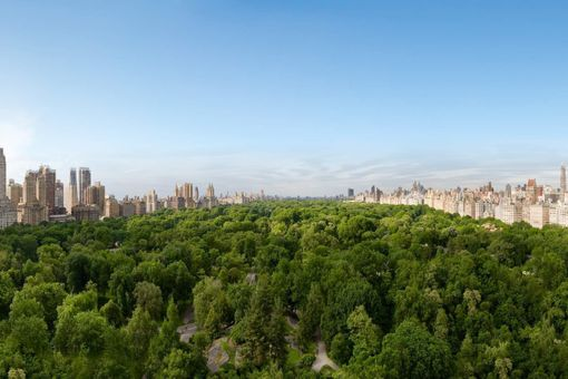 Trump Parc, 106 Central Park South, #21AE