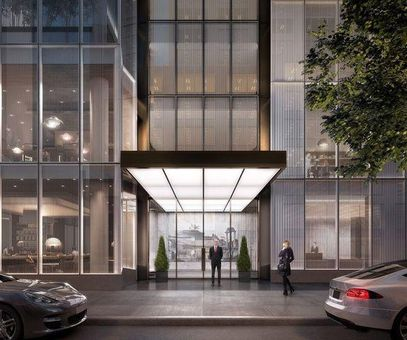 One Hundred East Fifty Third Street, 100 East 53rd Street, #51A