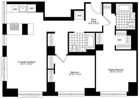 Abington House, 500 West 30th Street,