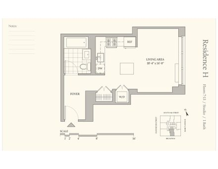 The Williams, 282 South 5th Street, #10H