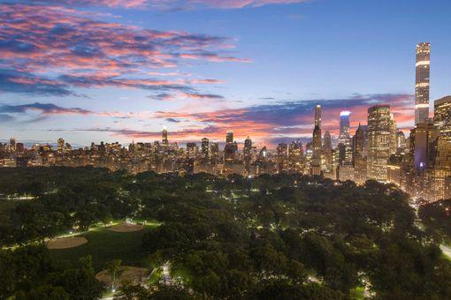 The Century, 25 Central Park West, #30JK