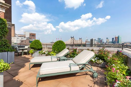 4 Sutton Place, 465 East 57th Street, #PH