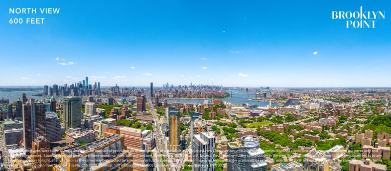 Brooklyn Point, 138 Willoughby Street, #60D