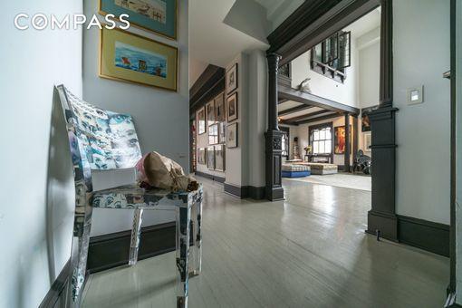 Hotel des Artistes, 1 West 67th Street, #807