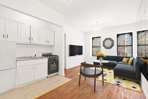 The Monte Cristo, 157 West 123rd Street, #4D