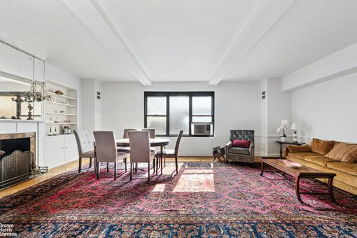The Wexford, 400 West End Avenue, #4E