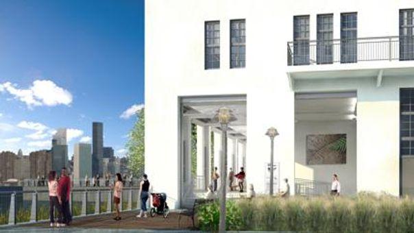 Austin Nichols House, 184 Kent Avenue, #A208