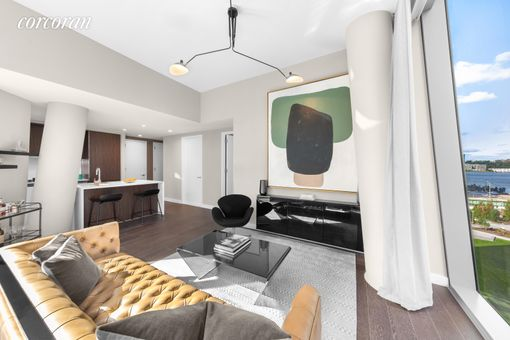 Three Waterline Square 639 West 59th Street Unit 401 2 Bed Apt For Rent For 5 476 Cityrealty