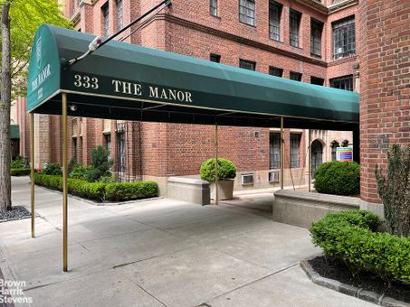 The Manor, 333 East 43rd Street, #407