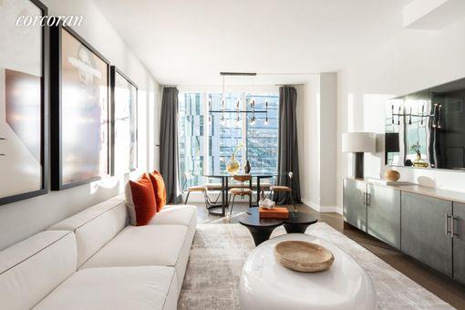 Waterline Square Luxury Rentals, 645 West 59th Street, #505