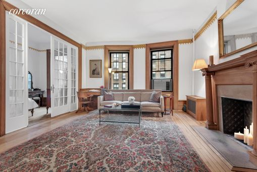 The Hortense Court, 9 East 97th Street, #5D