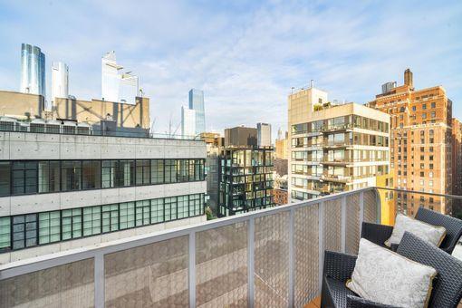 High Line 519, 519 West 23rd Street, #PH