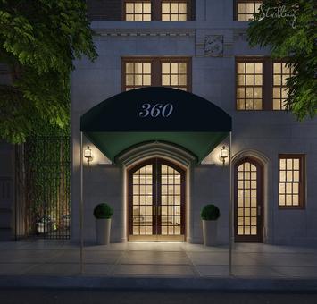 360 Central Park West, #10H