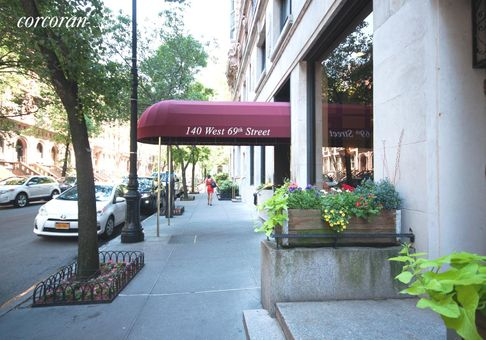 Lincoln Spencer Arms, 140 West 69th Street, #115B