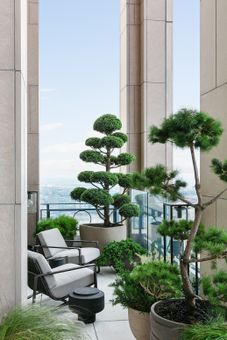 The Four Seasons Private Residences, 30 Park Place, #PH78A