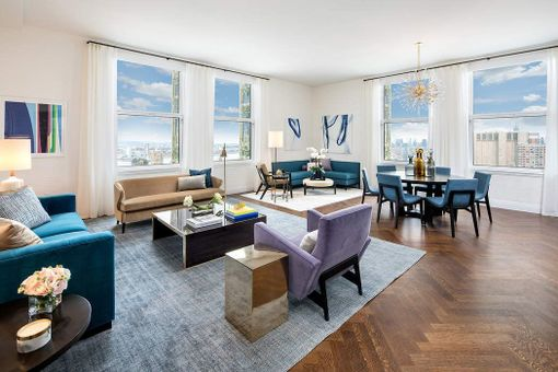 The Woolworth Tower Residences, 2 Park Place, #33B