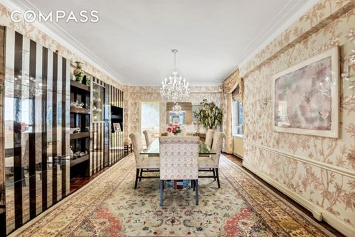 The Majestic, 115 Central Park West, #9B