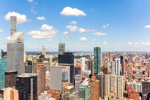 Trump World Tower, 845 United Nations Plaza, #76A