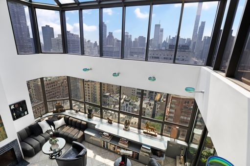 The Viscaya, 110 East 71st Street, #PENTHOUSE