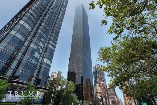 Trump World Tower, 845 United Nations Plaza, #64E