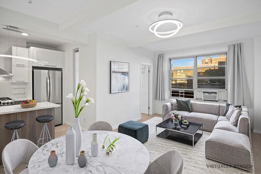 Edith Apartments, 410 Central Park West, #8D