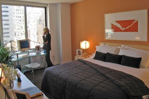 Paramount Tower, 240 East 39th Street, #Three Bedroom 3 Bath