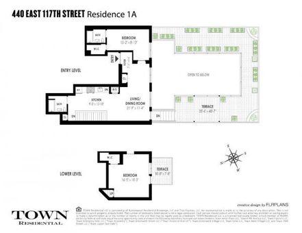 440 East 117th Street, #1A