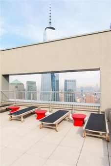 W Downtown Hotel & Residences, 123 Washington Street, #46H