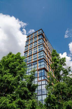 Quay Tower, 50 Bridge Park Drive