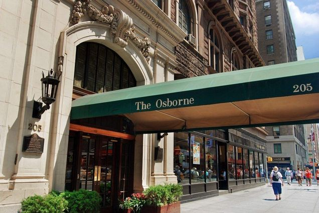 The Osborne, 205 West 57th Street